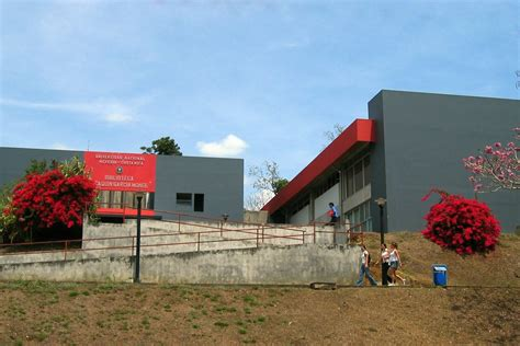 Panoramio - Photo of national university of Costa rica ...