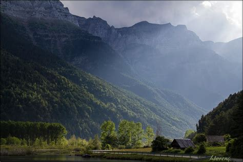 Panoramio - Photo of Valle de Pineta (Huesca)
