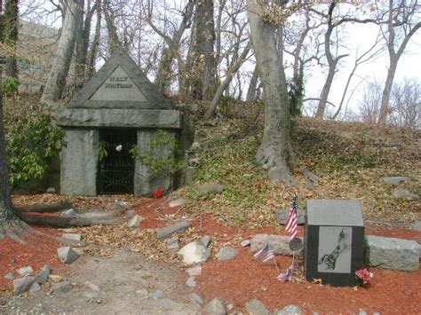 Panoramio   Photo of Walt Whitman Grave Site