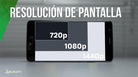 Pantallas HD, Full HD, QHD, ¿qué significa la resolución ...