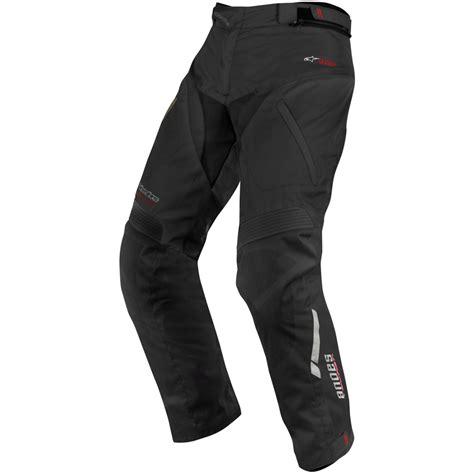 Pantalon ALPINESTARS Andes Drystar Black · Motocard