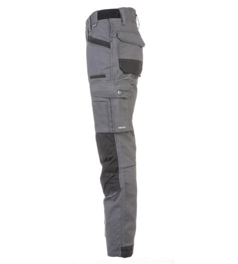 Pantalón de trabajo robusto y funcional Nature gris
