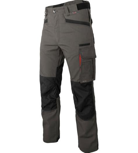 Pantalon de travail robuste et fonctionnel Nature gris