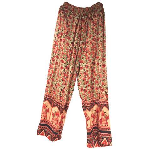 pantalon estampado hindú multicolor. NAIR&POLO   Tienda ...