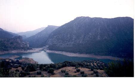 Pantano quebrajano, VALDEPEÑAS DE JAEN (Jaén)