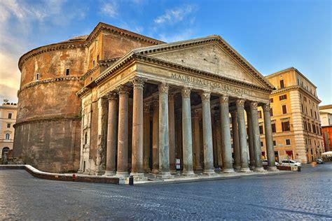 Panteón de Agripa de Roma, arquitectura e historia ...