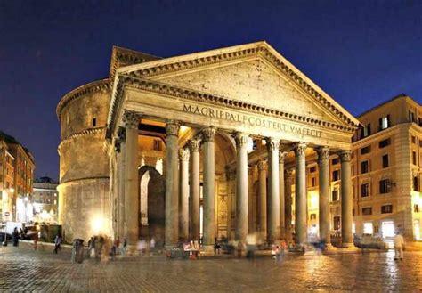 Panteon de Agripa de Roma, historia y arquitectura ...
