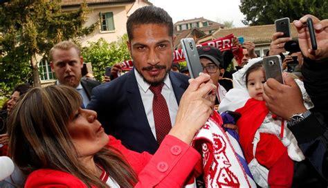 Paolo Guerrero en el TAS: el capitán de la Selección ...