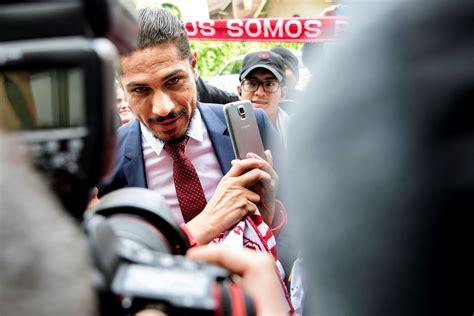 Paolo Guerrero: FIFA pidió un año de sanción para el ...