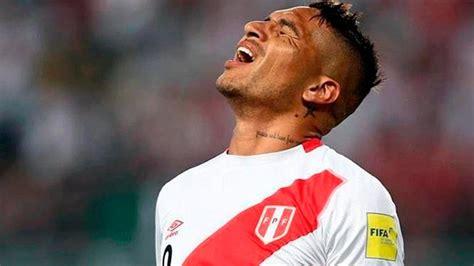 Paolo Guerrero no va al Mundial Rusia 2018: TAS emitió ...