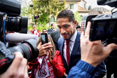 Paolo Guerrero y FPF serán recibidos por la FIFA   La Razón