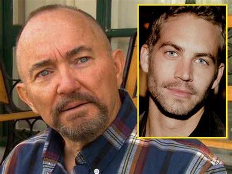 Papá de Paul Walker y su agradecimiento a actores de  Fast ...
