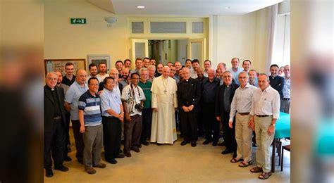 Papa Francisco celebró fiesta de San Ignacio de Loyola con ...