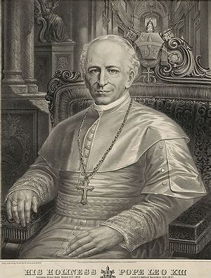 Papa León XIII   Enciclopedia Católica