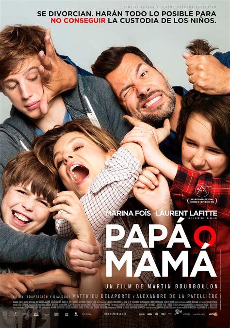 Papá o mamá   Película 2015   SensaCine.com