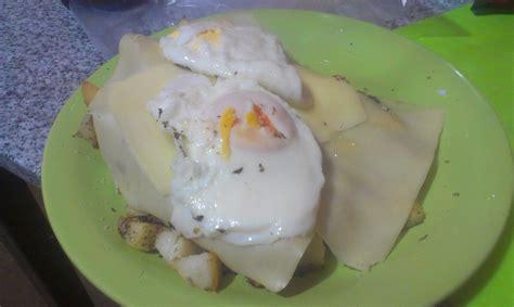 Papas al horno al poncho: Mi receta - Taringa!