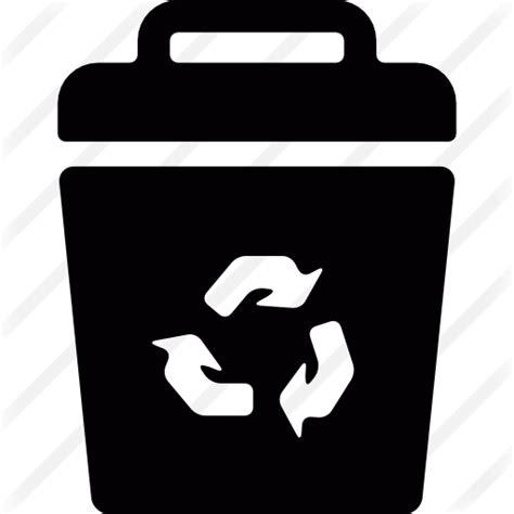 papelera de reciclaje - Iconos gratis de flechas