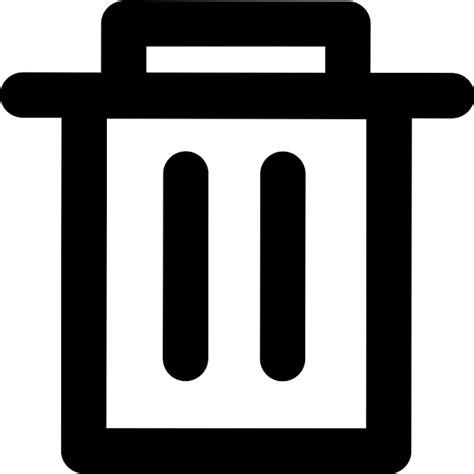 Papelera de reciclaje - Iconos gratis de interfaz
