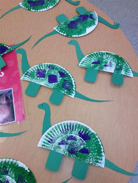 paper plate dinosaur crafts | find craft ideas