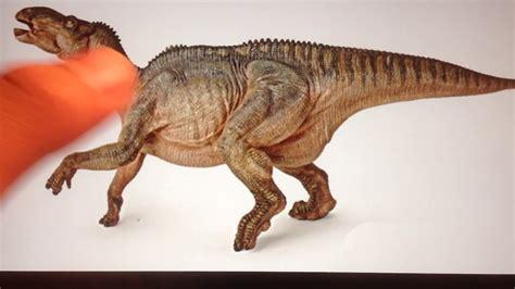 Papo 2018 Dinosaur figure Opinions   YouTube