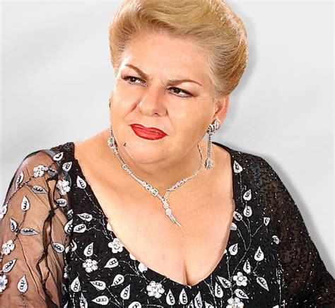 Paquita la del Barrio arremete contra la cantante Maricela ...
