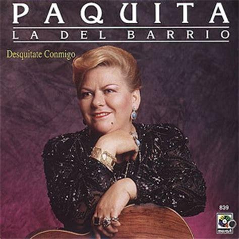 Paquita la del Barrio - Desquitate Conmigo (Álbum ...