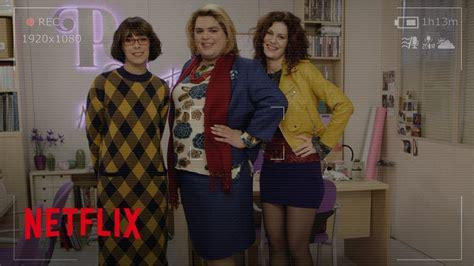 Paquita Salas | Anuncio fecha temporada 2 | Netflix - YouTube