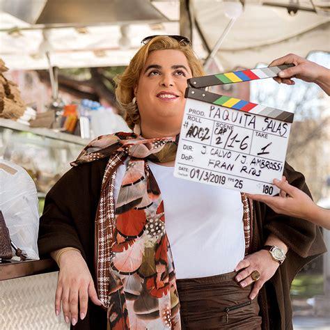 'Paquita Salas' comienza el rodaje de la tercera temporada