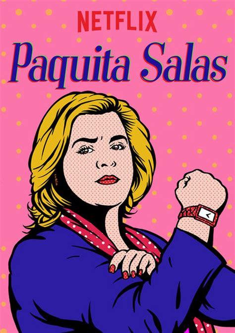 Paquita Salas - guarda la serie in streaming