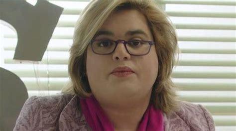Paquita Salas les da indicaciones a los actores de Netflix ...