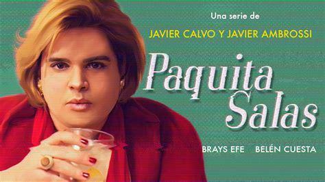 PAQUITA SALAS - love for musicals
