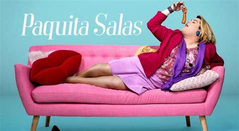 'Paquita Salas' presenta el póster de su segunda temporada
