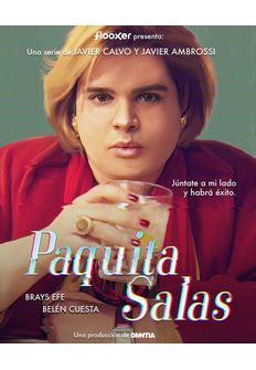 Paquita Salas | Programación TV