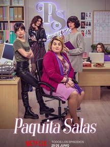 Paquita Salas - Série 2016 - AdoroCinema