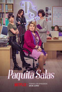 Paquita Salas. Serie TV - FormulaTV