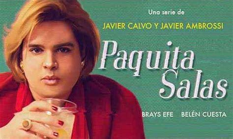 Paquita Salas temporada 3 - DEGUATE.com