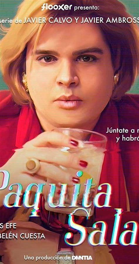 Paquita Salas (TV Series 2016– ) - IMDb