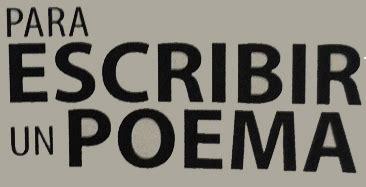para escribir un poema taller práctico de escritura el día ...