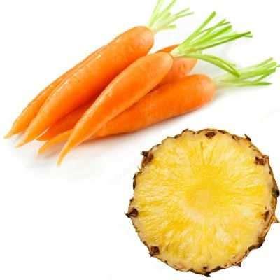¿Para qué me sirve el jugo de zanahoria con piña en ayunas ...