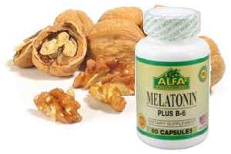 Para que sirve la Melatonina y alimentos que la contienen