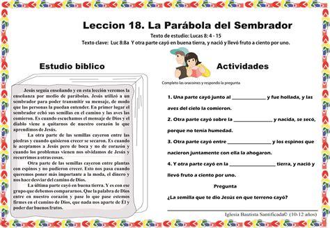 Parabolas para niños - Imagui