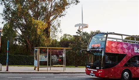 Parada Anella Olímpica | Barcelona Bus Turístic