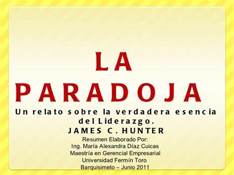 Paradoja de James Huntes