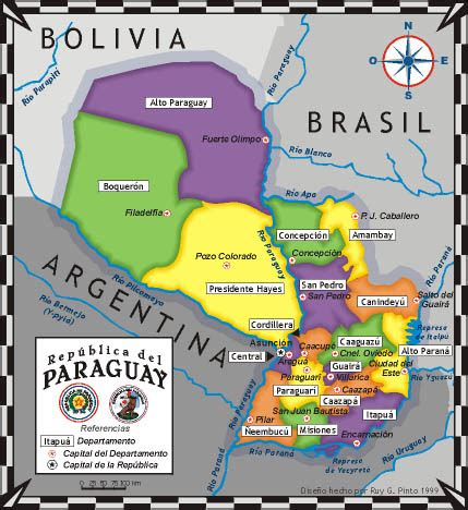 Paraguay: firme condena del Mercosur al gobierno de Franco ...