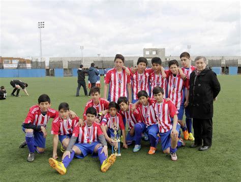 Paraguay  ganó el Cuadrangular Mundial Escolar de Puerto ...