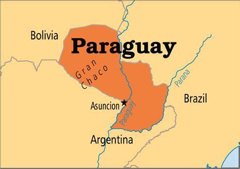 Paraguay   Operation World