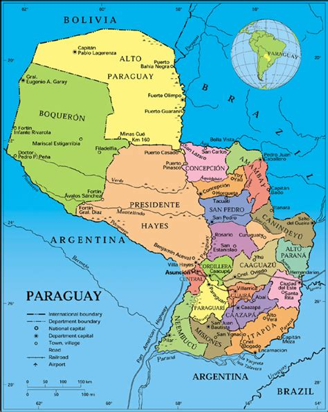 Paraguay   www.besnard javaudin.net