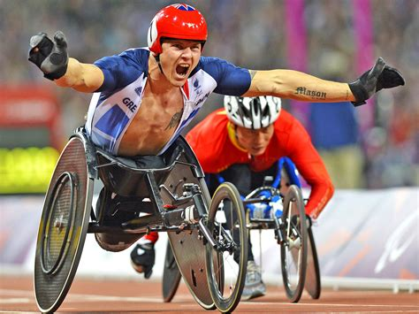 Paralympics vital for  breaking down social barriers  for ...