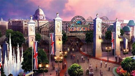 Paramount London, el parque temático que le hará la ...