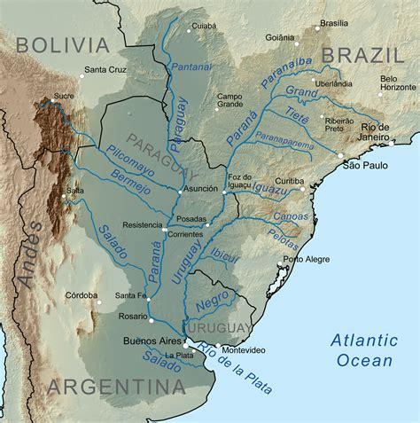 Paraná River   Wikipedia